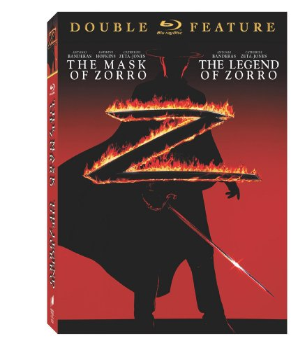 The Mask of Zorro/ The Legend of Zorro [Blu-ray] by Son