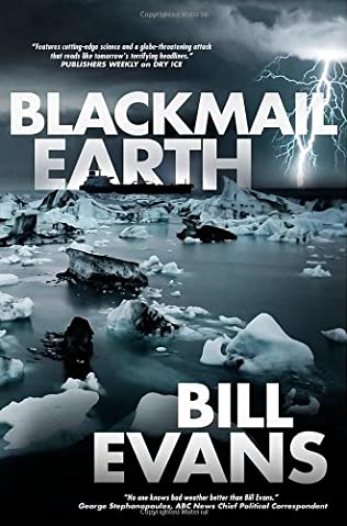 book cover of Blackmail Earth