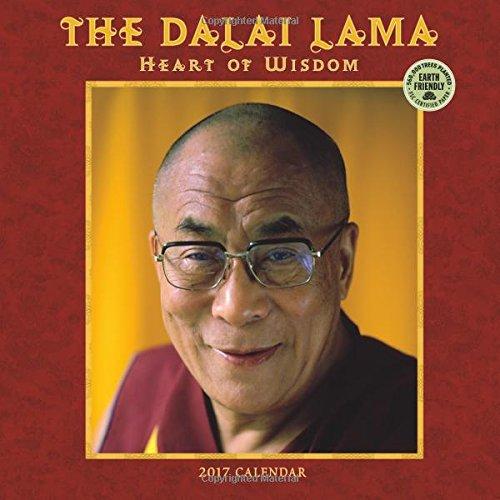 Dalai Lama 2017 Wall Calendar