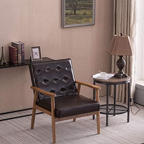 Bonnlo Mid-Century Retro Lounge Chair