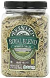 wild rice blend bulk - RiceSelect Royal Blend, Whole Grain Texmati Brown & Wild Rice with Soft Wheat & Rye Berries, 28-Ounce (Pack of 4)