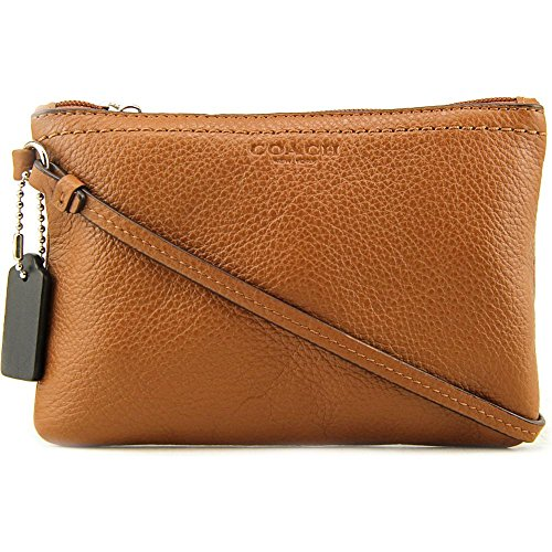 Coach Park Leather Small...
