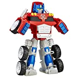 Best Optimus Prime Toys - TRANSFORMERS Rescue Bots Optimus Prime Figure Review