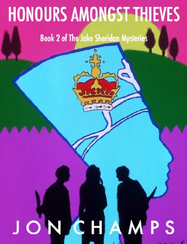 THE TEMPLAR PARADOX: Book 1 of The Jake Sheridan Mysteries