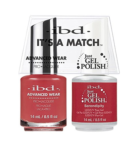 ibd Advanced Wear Color Duo Brazen Beat #504 UV Gel Color