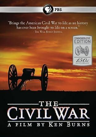 Ken burns: the civil war (commemorative edition) 6 dvd set | the.