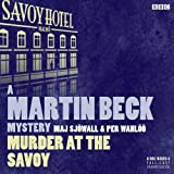 img - for Murder At The Savoy (Martin Beck Mysteries) book / textbook / text book