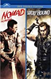 Nomad: Warrior/Wolfhound (Double Feature) DVD