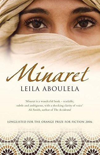 Book cover: Minaret