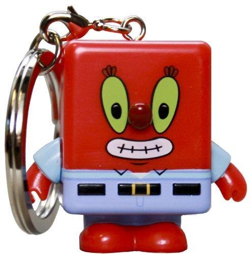 Nickelodeon Keychain (Nickelodeon Mr. Krabs 1.5 Vinyl Collectible Keychain by Nickelodeon)
