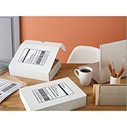 Avery Internet Shipping Labels with TrueBlock Technology for Laser Printers 5-1/2\