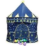 Childrens Blue Pop-Up Wizards Castle...