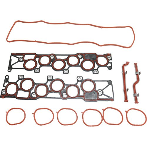 Intake Manifold Gasket compatible with FORD WINDSTAR 99-03 SET 6 Cyl 3.8L - Windstar Manifold Intake Ford