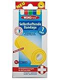 WUNDmed 04-015 Selbsthaftende Bandage Gelb 4.5m x 7.5cm (J5/8)