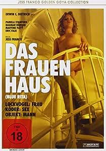 Das Frauenhaus - Blue Rita (Goya Collection) [Alemania] [DVD]