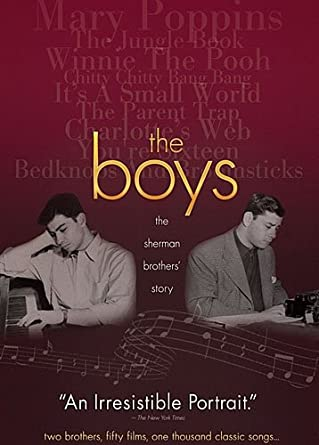 50bfda8eed9 Amazon.com: The Boys: The Sherman Brothers' Story: Jeffrey C ...