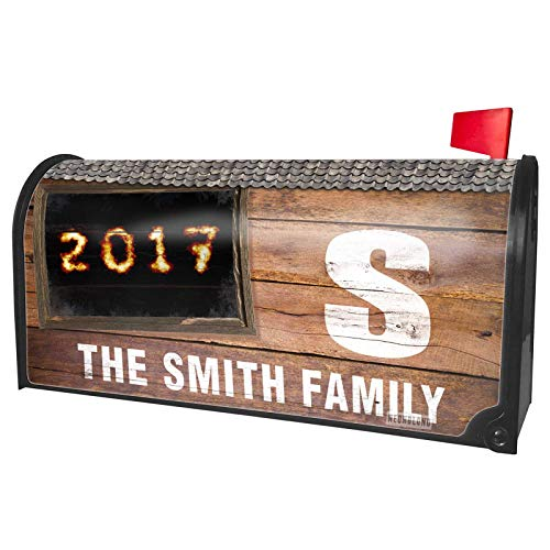 NEONBLOND Custom Mailbox Cover 2017 Fire Explosion Fireworks]()