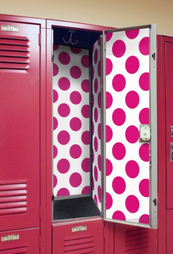 the perfect pink locker decorations
