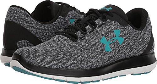 Under Armour Women's UA Remix Black/White/Desert Sky 5 B US