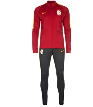 Nike GS M NK Dry TRK Suit SQD K Chándal Galatasaray SK, Hombre, Rojo (Pepper Red/Anthracite / Vivid Orange), XL: Amazon.es: Deportes y aire libre