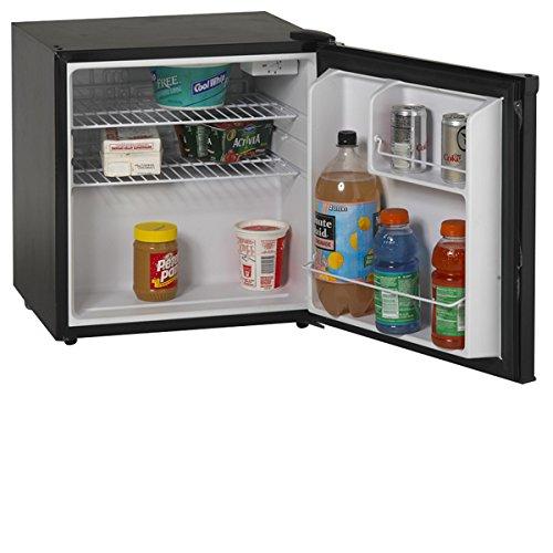 Cf Undercounter Refrigerator - AVANTI AR171BF 1.7 CF Compact Refrigerator Avanti AR171BF - 1.7 CF All Refrigerator Auto Defrost - Black