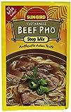 Sunbird Mix Soup Beef Pho