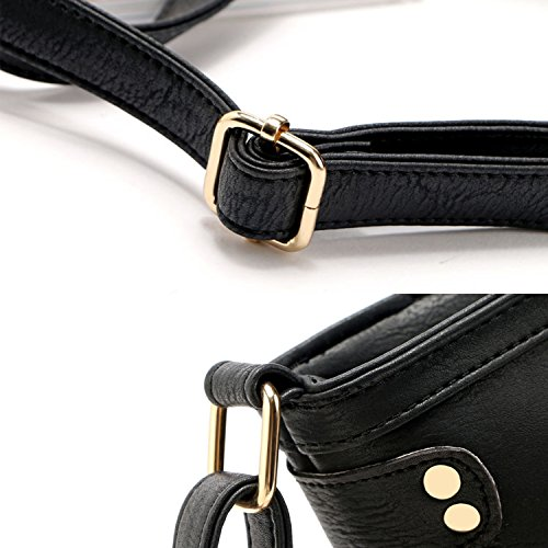 Another Shoulder Women Notag Black Skin Bag SwdvvEzq