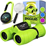 Binoculars for Kids - Perfect Toy for Little Boys