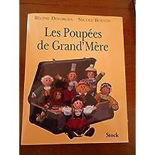 LES POUPÉES DE GRAND-MÈRE