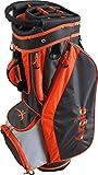 Axglo A182 Econo Golf Cart Bag Orange/Grey