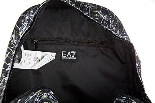 Emporio Armani EA7 sac à dos homme en Nylon playground noir