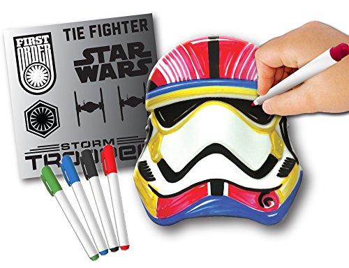 029116605312 - Star Wars Design a Vinyl Storm Trooper Play Set carousel main 2