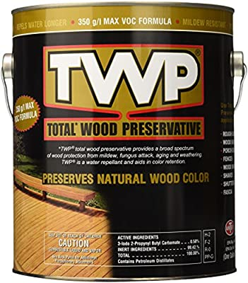 Gemini 204086 TWP1502-1 1G Redwood Wood Preservative