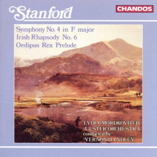Stanford: Symphony, No. 4 / Irish Rhapsody, No. 6 / Oedipus Rex - Shops Stanford
