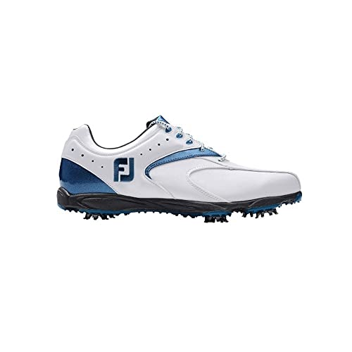 EXL Extra Wide Spiked Golf Shoes