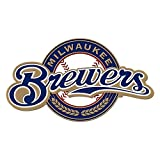 MLB Milwaukee Brewers 49740091 Collector Pin Jewelry Card