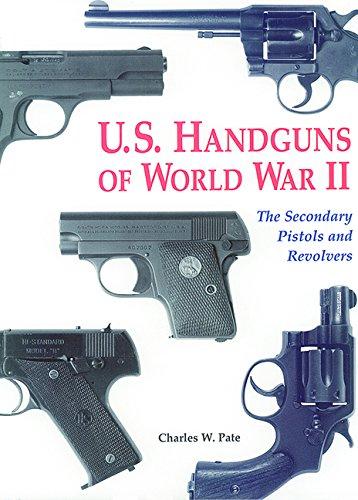 U.S. Handguns of World War II (Best Gun Of The World)