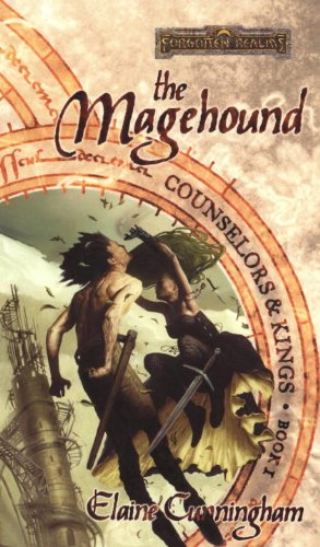 book cover of The Magehound