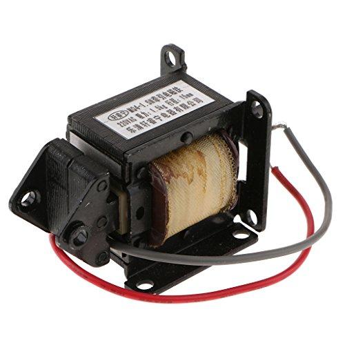 Homyl MQ4-1.5N Circuit Controlled AC Solenoid Tractive Magnet 50Hz/60Hz by Homyl