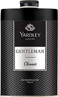 Yardley London Gentleman Deodorizing Talc Talcum Powder for Men 100gm (B00G4UC9SG) | Amazon price tracker / tracking, Amazon price history charts, Amazon price watches, Amazon price drop alerts