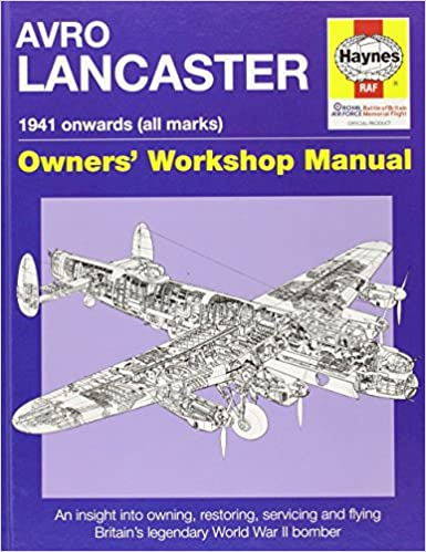 Descargar libros gratis para iphone 3gsAvro Lancaster Owners' Workshop Manual 1941 Onwards (all marks) (Literatura española) FB2