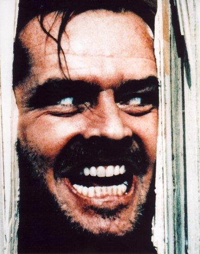 Jack Nicholson Photo Here's Johnny The Shining Hollywood Movie Photos 8x10