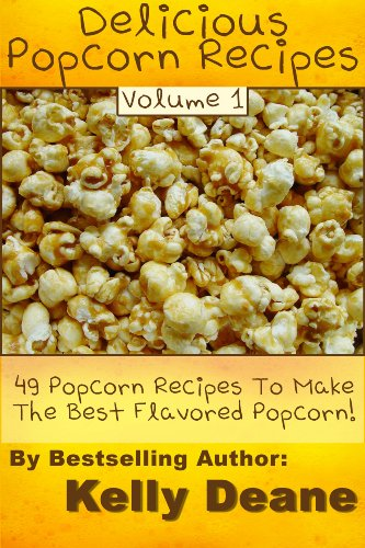 Recipe Popcorn Balls (Delicious Popcorn Recipes: 49 Popcorn Recipes To Make The Best Flavored Popcorn.)