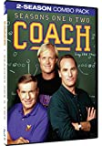 DVD : Coach - Seasons 1 & 2 Combo