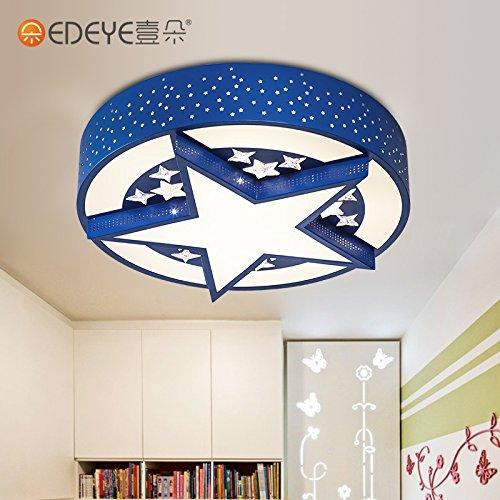 JJ Moderne LED Deckenleuchte Kinderzimmer Deckenleuchte kreative ...