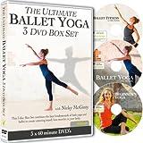 The Ultimate BALLET YOGA 3 DVD Box Set