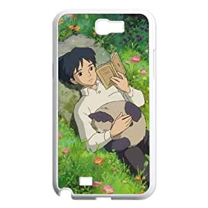 Secret World of Arrietty Samsung Galaxy N2 7100 Cell Phone Case White orng