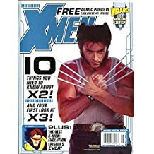 WIZARD SPECIAL Edition #1, VF/NM, Wolverine, Hugh Jackman, X-men, 2003
