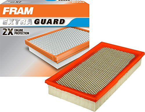 Ford Thunderbird Air Cleaner (FRAM CA8956 Extra Guard Flexible Panel Air Filter)