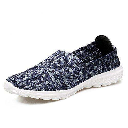 des Les Filles Légères pour La Shoes Femmes Mode Chaussure Blue02 Beach Respirantes 955 Occasionnels DC XqwRBTZ